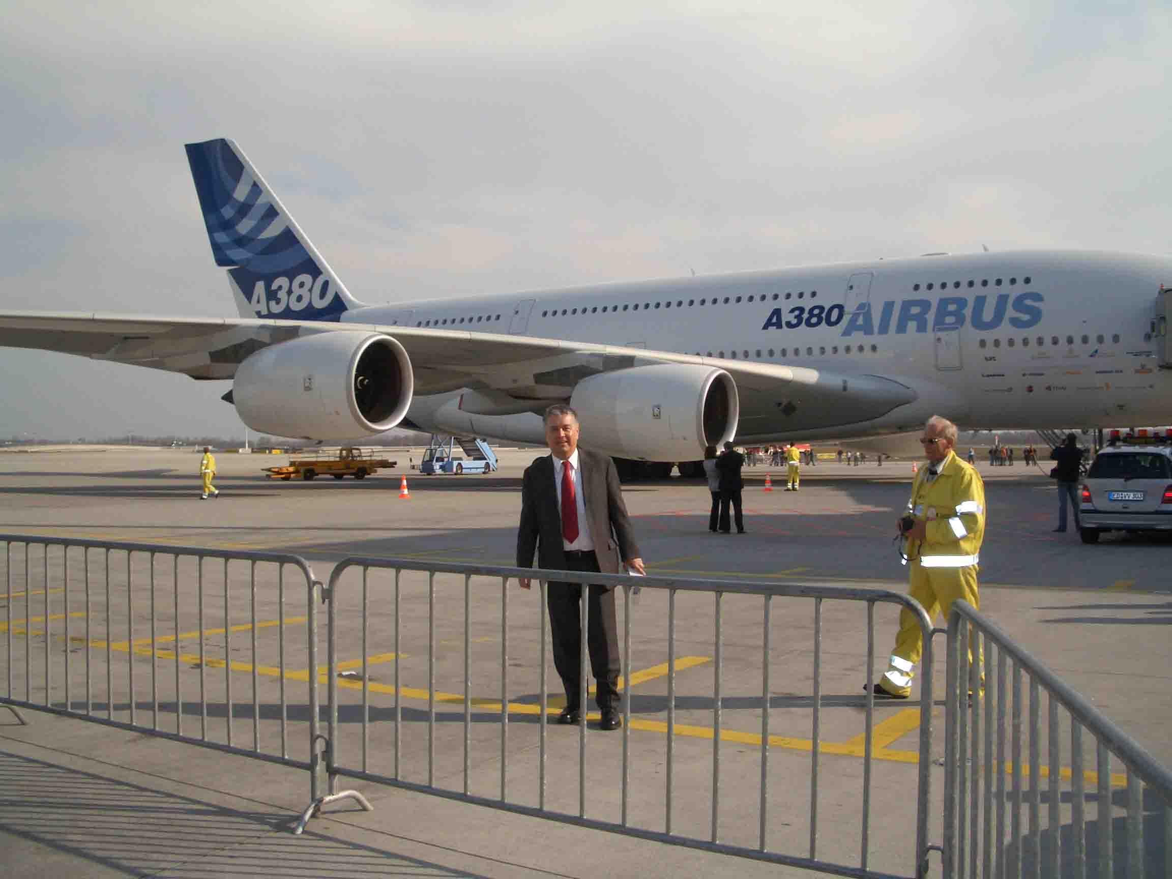 A380 Lufthansa Airport travel