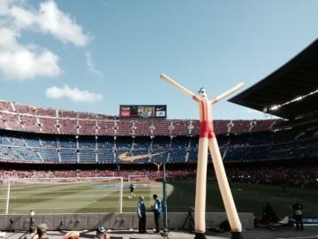 Barcelona, den 17. Mai 2014 Photo by W. Stock