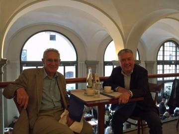 Gottfried Heller, Wolfgang Stock über den Grexit
